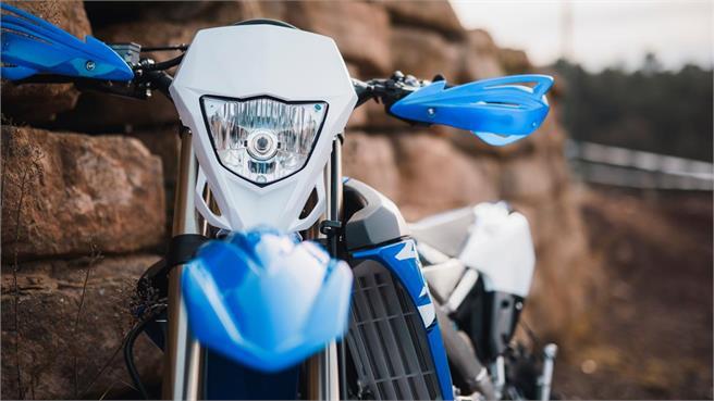 Yamaha enduro 2018: nuevas WR 250 y 450