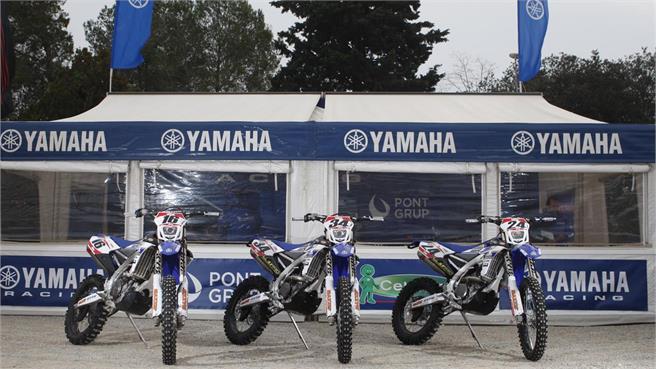 Yamaha Enduro Pro Tour 2017