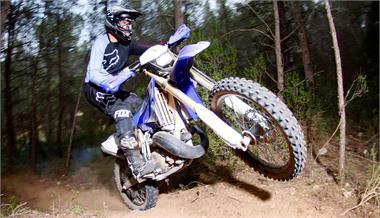 Gama Yamaha WR 2016
