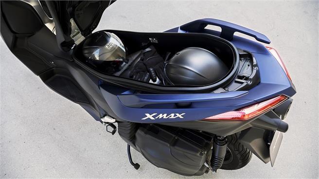 Yamaha X-MAX 400 2018: No, no estaba acabado | Noticias Motos net