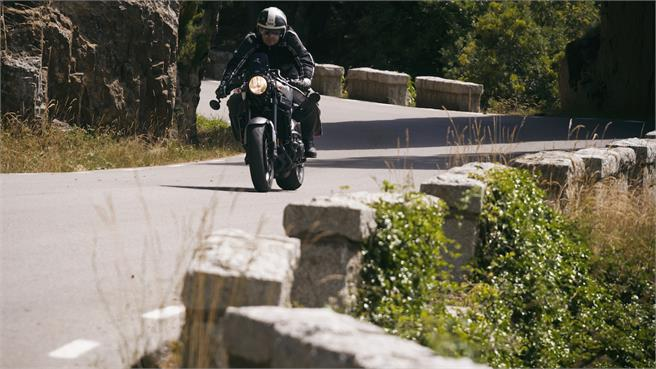 Yamaha XSR 900: personalizada a tope