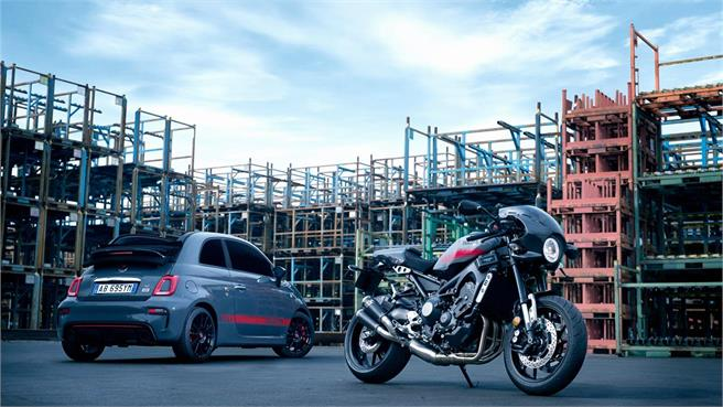 Yamaha XSR 900 Abarth: Mezcla de estilos