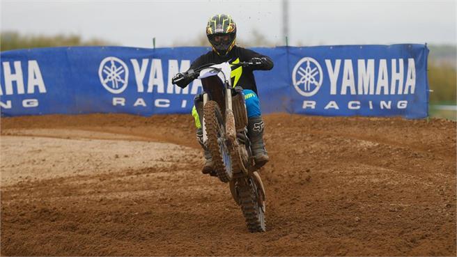 Gama MX Yamaha 2018