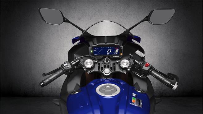 Yamaha YZF-R125 / R3
