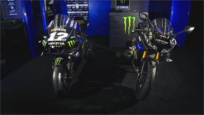 Yamaha YZF-R125: el ADN de la MotoGP