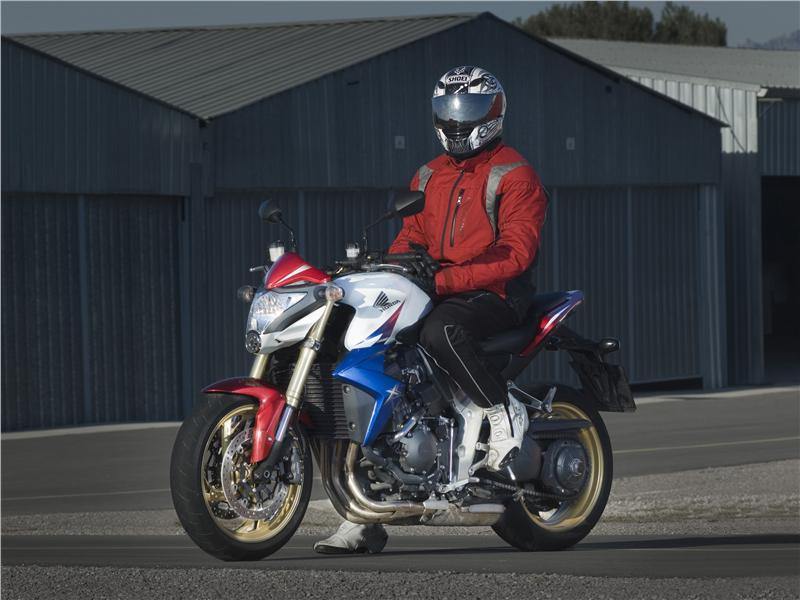 Foto De Honda CB1000R C ABS Tricolor