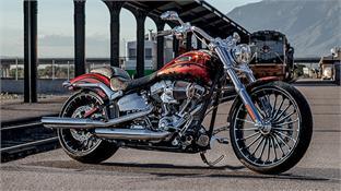 Gama Harley-Davidson CVO 2014