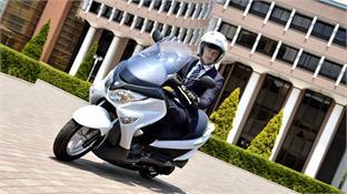 Suzuki Burgman 125/200 ABS 2014