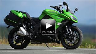 Vídeo: Kawasaki Z1000 SX