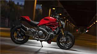 Ducati Monster 1200/1200S