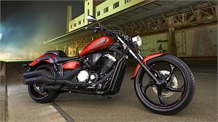 Yamaha XVS1300 Custom y XVS1300A CFD
