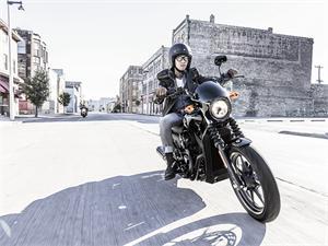 Harley Davidson Street 750 y 500