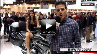Vídeo: BMW R1200 RT