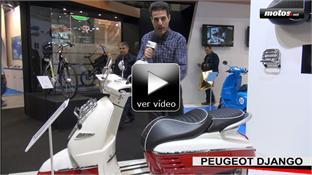 Vídeo: Peugeot Django