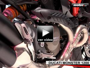 Vídeo: Ducati Monster 1200