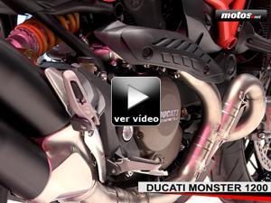 Vídeo: Ducati Monster 1200