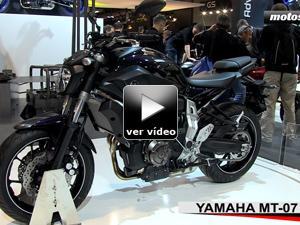 Vídeo: Yamaha MT-07