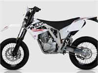 Ficha AJP PR3 200 Supermoto Pro