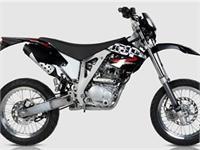 Ficha AJP PR4 200 Supermoto