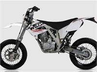 Ficha AJP PR4 125 Supermoto Pro