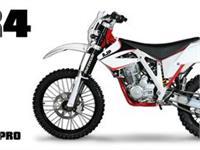 Ficha AJP PR4 125 Enduro Pro