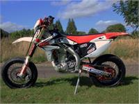 Ficha ASIAWING LX 450 S Supermotard