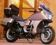 Bmw K 1100 Lt Del 1997 Informacion Tecnica