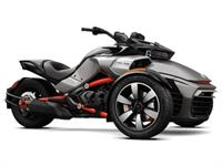 Ficha BRP Can-Am Spider F3-S
