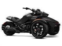 Ficha BRP Can-Am Spider F3-S Special Series