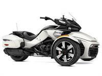 Ficha BRP Can-Am Spyder F3-T 2017