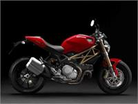 Ficha DUCATI MONSTER 1100 Evo 20th Anniversary