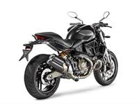 Ficha DUCATI Monster 821 Dark