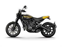 Ficha DUCATI Scrambler Full Throttle