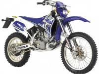 Ficha FACTORY BIKE Desert YR 250