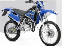 Ficha FACTORY BIKE Desert YR 50