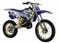 Ficha FACTORY BIKE Mini Desert YR 15
