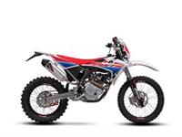 Ficha FANTIC Enduro 125 Performance