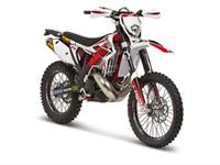 Ficha GAS GAS EC 200 Racing