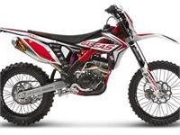 Ficha GAS GAS EC 300 F Racing