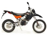 Ficha GOES G 250 X Enduro