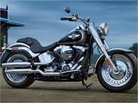 Ficha HARLEY DAVIDSON Softail Fat Boy