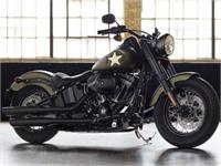 Ficha HARLEY DAVIDSON Softail Fat Boy S