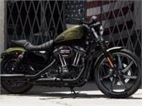 Ficha HARLEY DAVIDSON Sportster 883 Iron