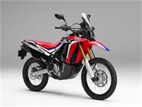 Ficha HONDA CRF 250 Rally