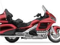 Ficha HONDA GL 1800 Goldwing