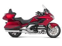 Ficha HONDA Gold Wing Tour