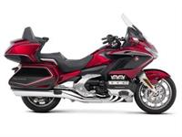 Ficha HONDA Gold Wing Tour DCT-Airbag SE