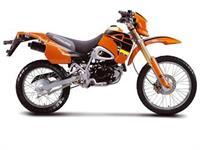 Ficha HYOSUNG RX 125D