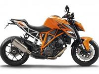 Ficha KTM 1290 Super Duke R ABS