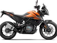 Ficha KTM 390 Adventure